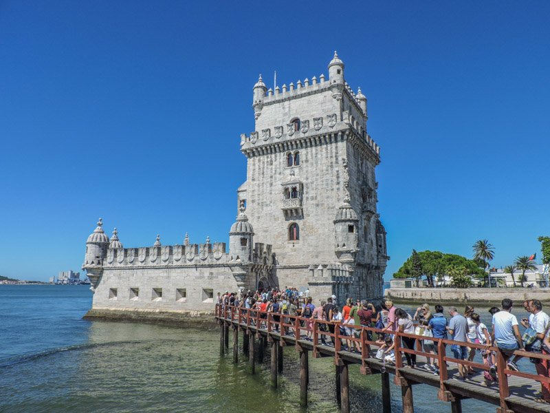 Belem Tower, Lisbon I 15 Things to in Lisbon for Under €15