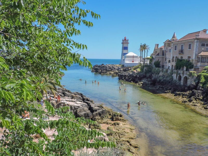 Cascais I Lisbon Day Trips Beaches