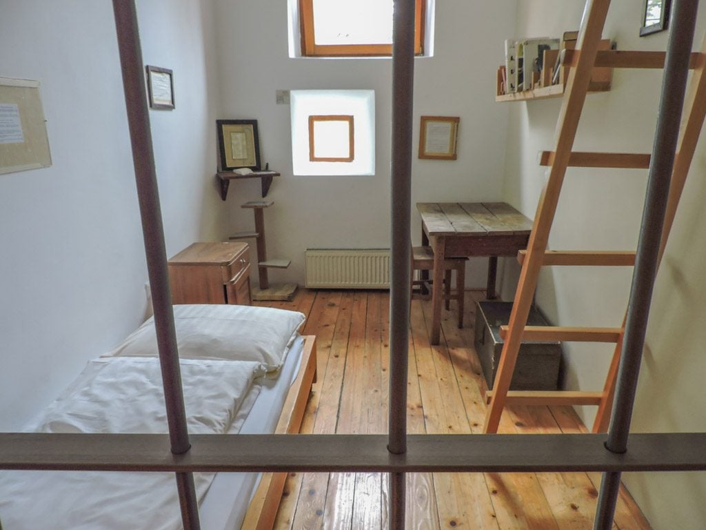 Stay in a Prison in Ljubljana I Chicken Bus I Passports and Currency I Long Term Travel Planning