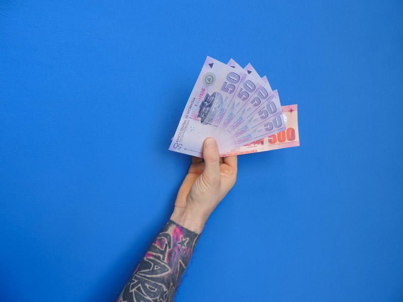 Currency I Long Term Travel Planning