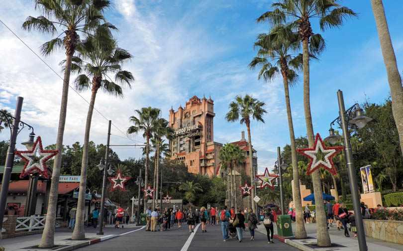 Hollywood Studios Hollywood Tower Hotel Walt Disney World Orlando Florida I Long Term Travel Planning