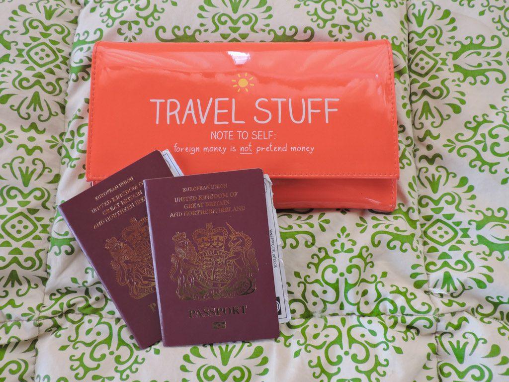Long Term Travel Saving Advice
