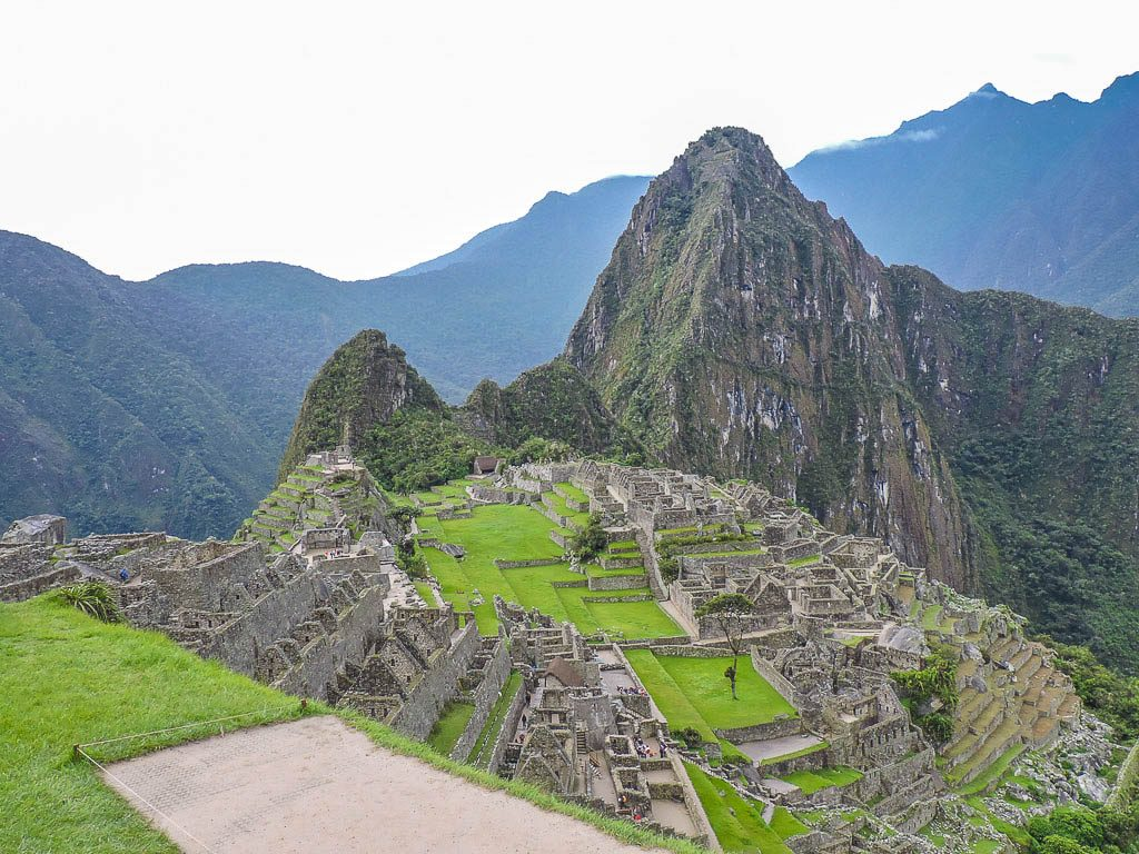 Machu Picchu I Long Term Travel Planning