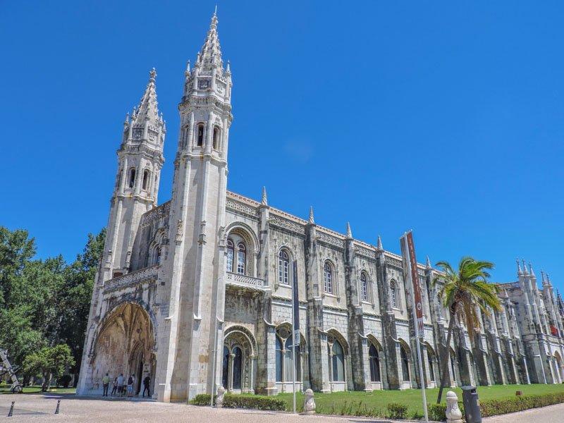 Mosteiro dos Jeronimos I Lisbon Day Trips