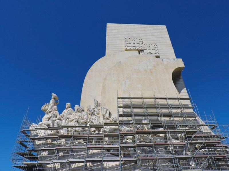 Padrao dos Descobrimentos in Belem I Lisbon Day Trips