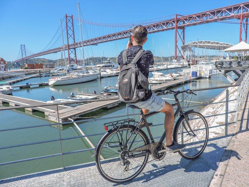 Santo Amaro Docks Lisbon I 15 Things to in Lisbon for Under €15