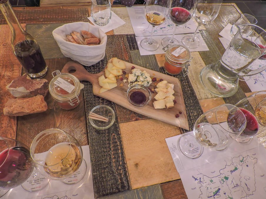 Tasting Table Budapest I Long Term Travel Planning