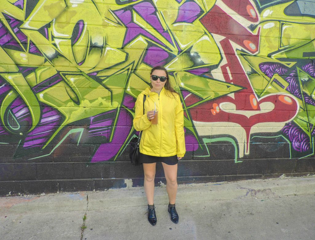 Weekend break packing list| Kensington Market Toronto