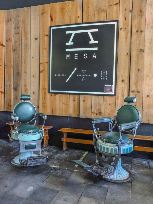 Mesa I Lisbon Restaurants Under 30 Euros