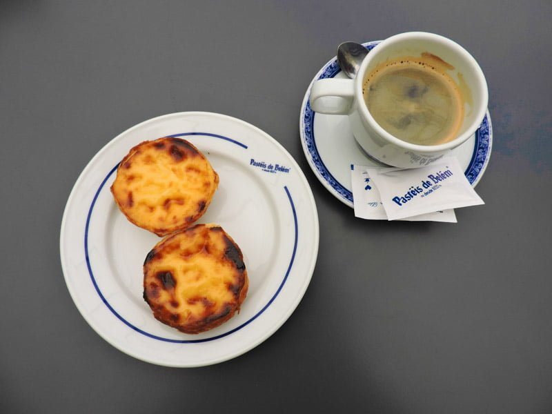 Pasteis de Belem ILisbon Restaurants Under 30 Euros
