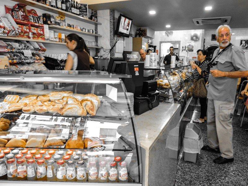Pastelaria Camões I Lisbon Restaurants under 30 Euros