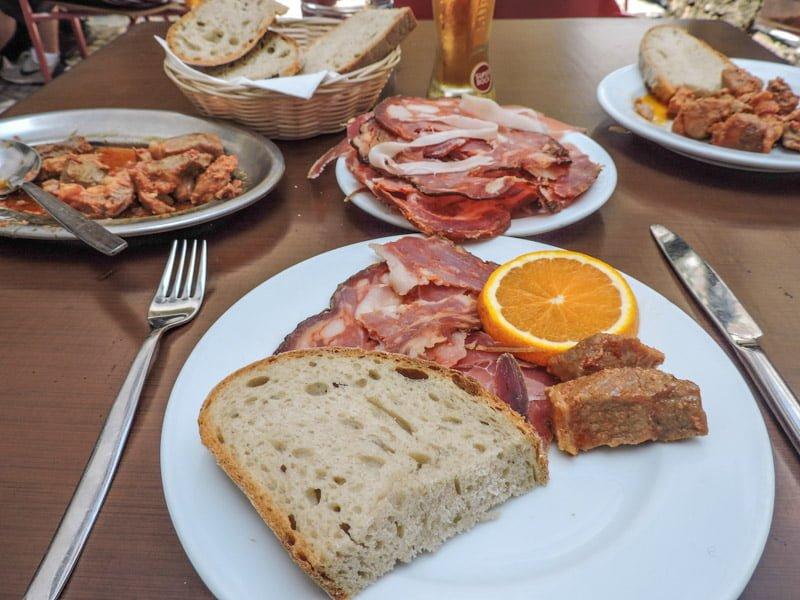 Taverna Alentejo I Lisbon Restaurants Under 30 Euros