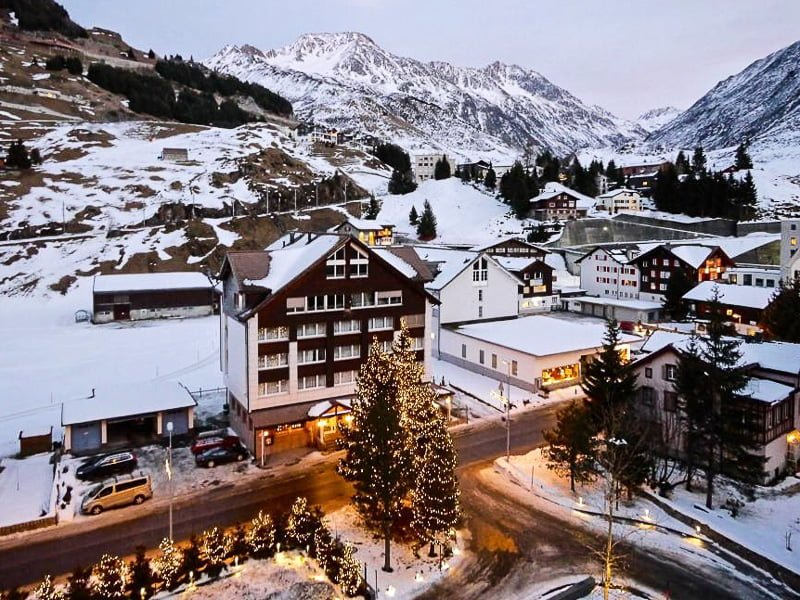 andermatt austria best christmas europe breaks - Best European Cities For Christmas