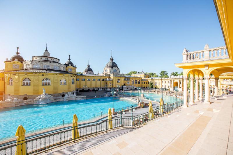 Budapest Baths
