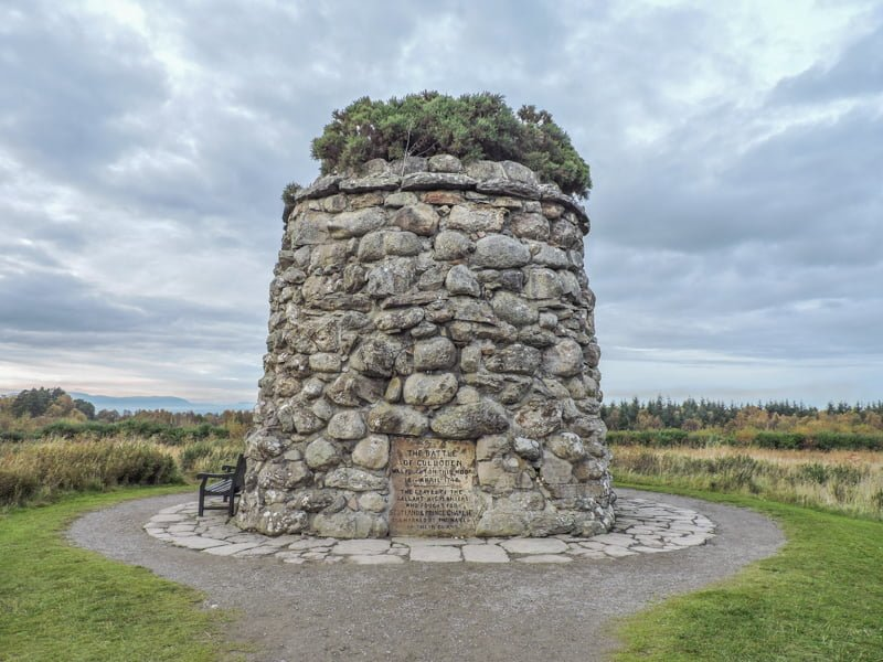 Culloden | Haggis Adventures 3 Day Skye High Tour Review