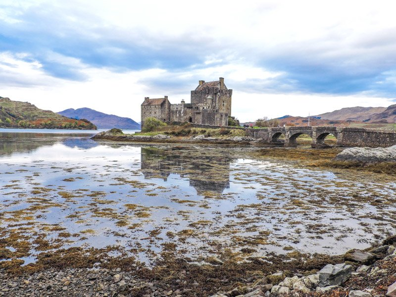 Eilean Donan Castle | Haggis Adventures 3 Day Skye High Tour Review