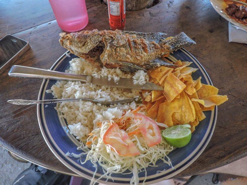 Nicaraguan Food | Backpacking in Nicaragua
