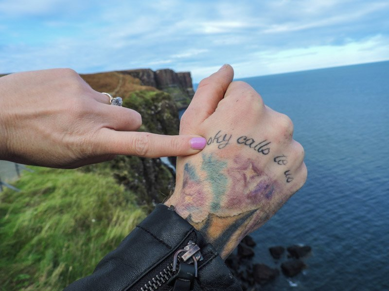 Kilt Rock | Ise of Skye Tour Review