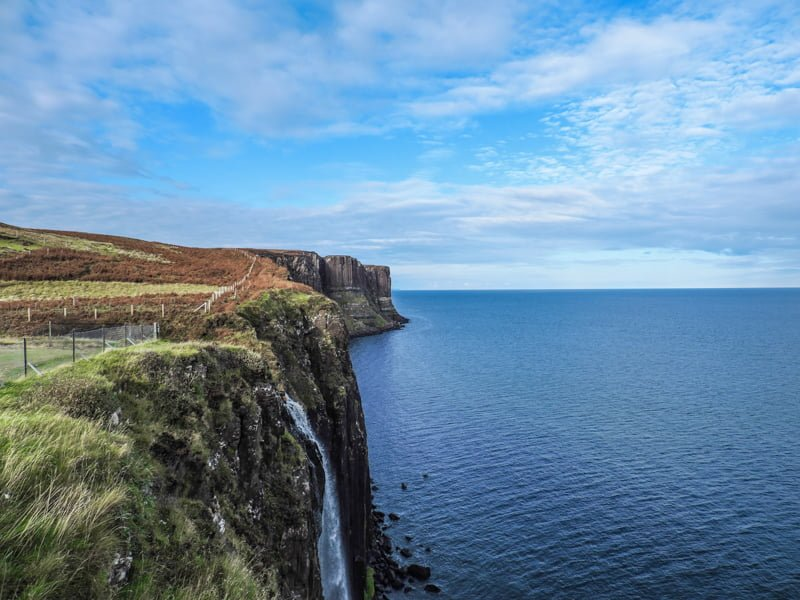 Kilt Rock | Haggis Adventures 3 Day Skye High Tour Review