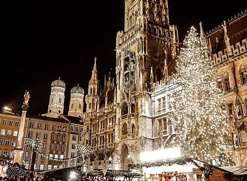 munich christmas europe breaks - Best European Cities For Christmas
