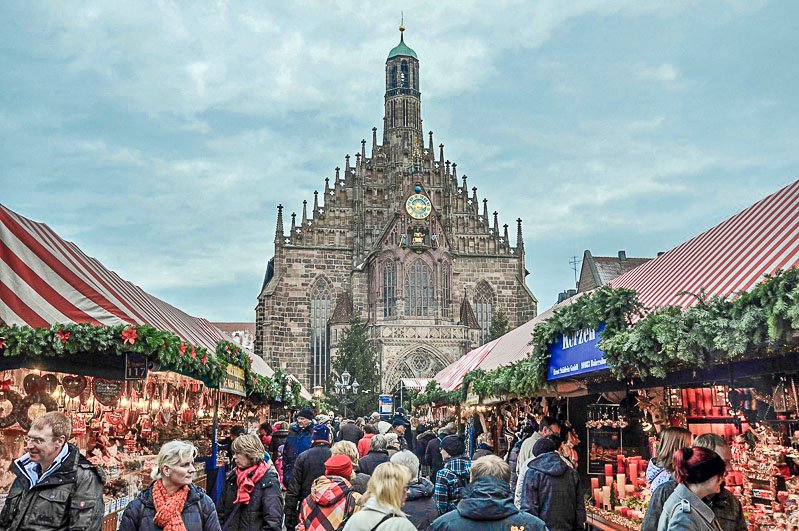 Nuremberg | Christmas Europe Breaks