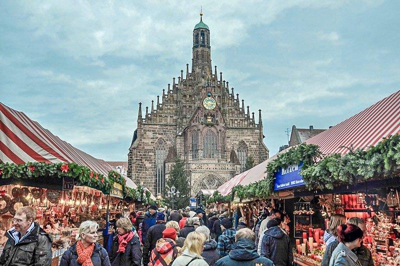 Nuremberg | Christmas Europe Breaks