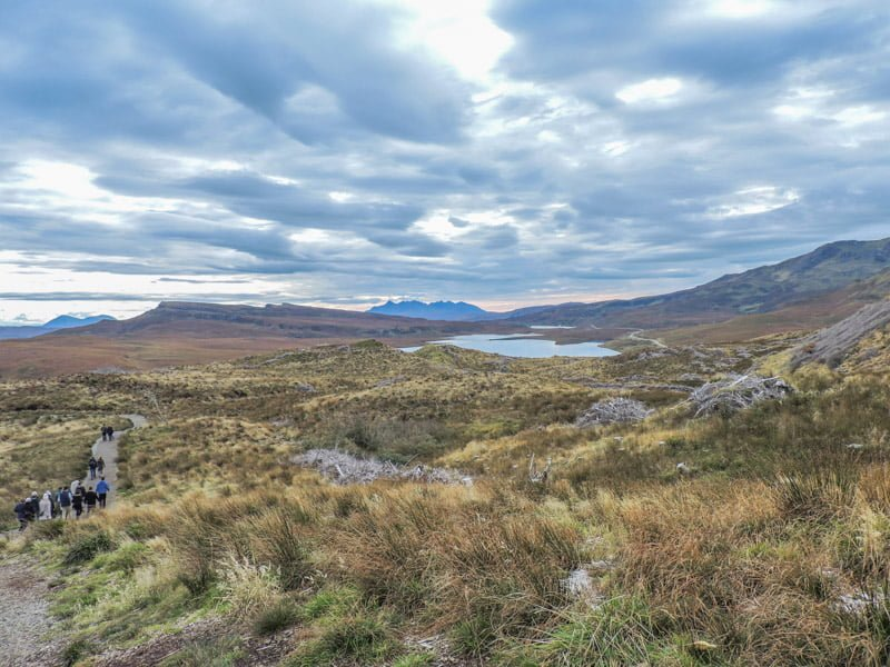 Old Man of Storr   Haggis Adventures Skye High 3 Day Review