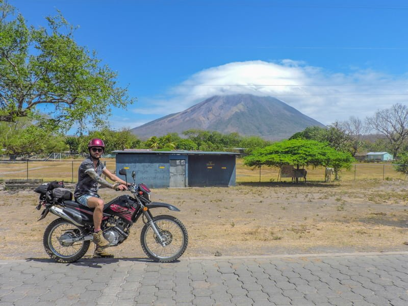Ometepe Scooter Hire | Granada | Backpacking in Nicaragua