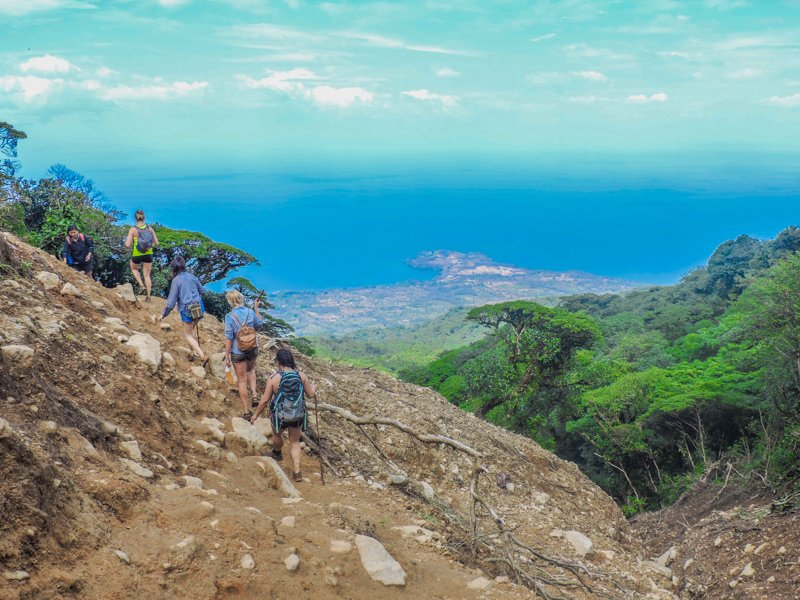 Ometepe | Backpacking in Nicaragua