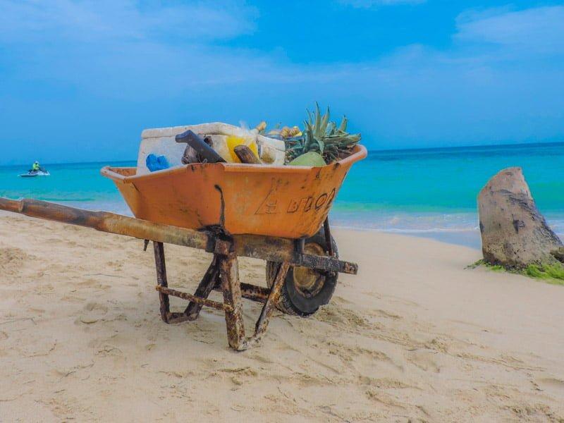 Playa Blanca Near Cartagenia | Colombia Travel Guide