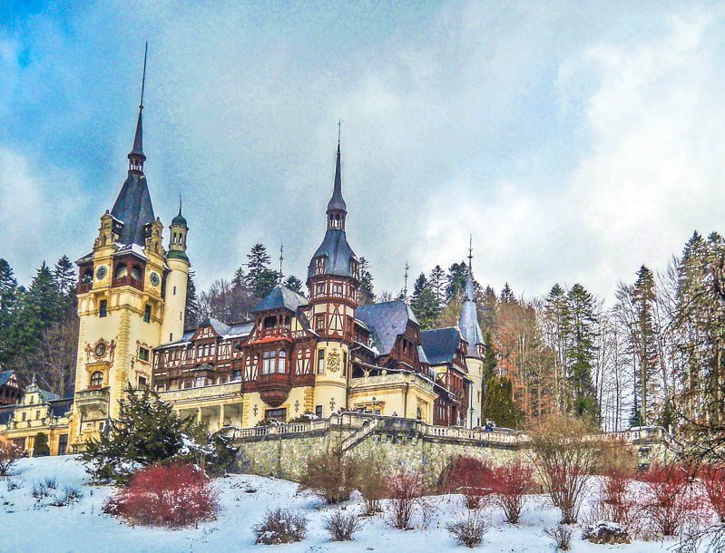 Sinaia Romania | Christmas Europe Breaks