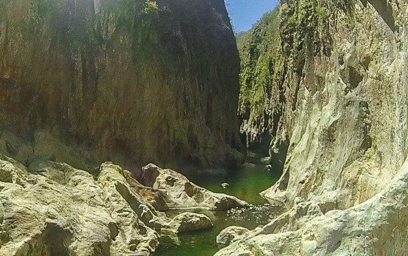 Somoto Canyon | Backpacking in Nicaragua