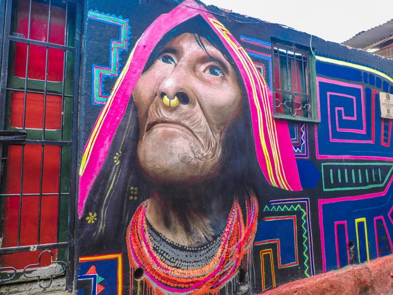 Street Art Bogota | Colombia Travel Guide