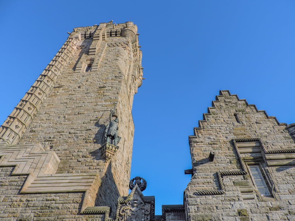Wallace Monument | Haggis Adventures 3 Day Skye High Tour Review