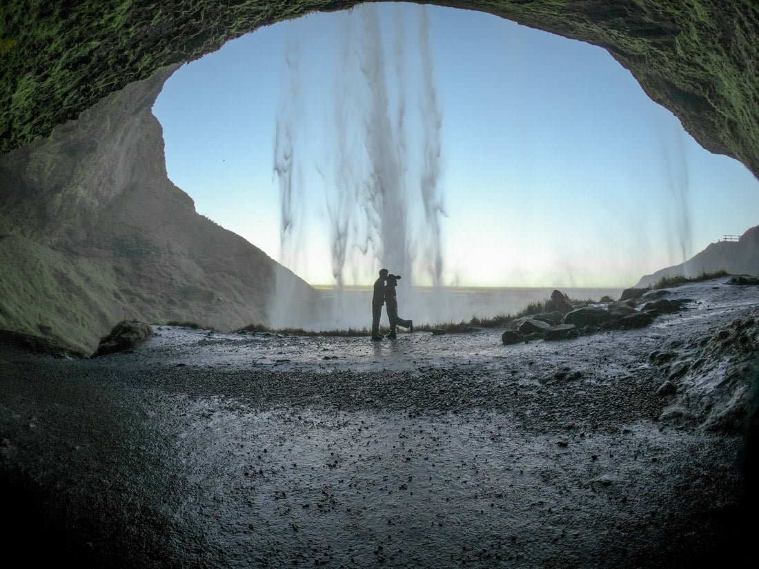 Seljalandsfoss Waterfall Two Scots Abroad