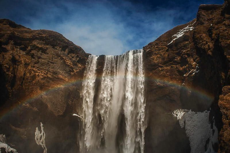 Skogafoss Waterfall | Iceland | Follow Me Away