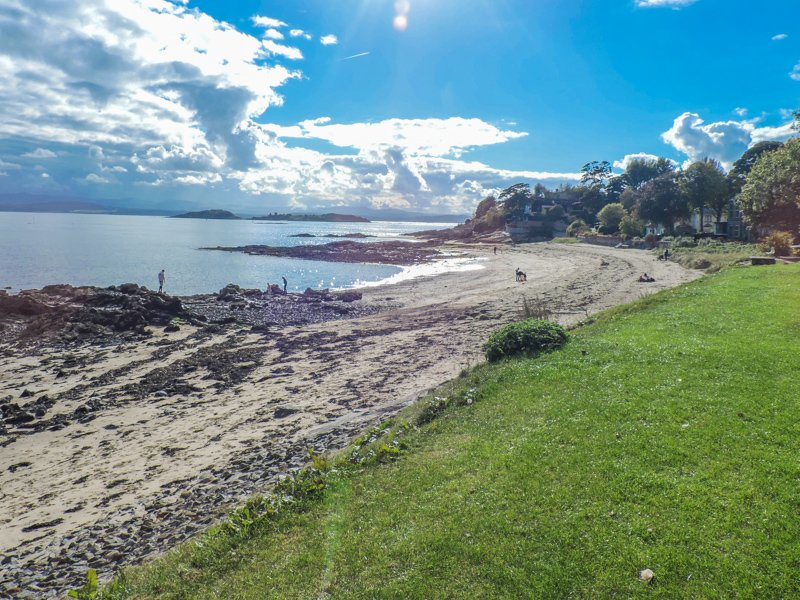 Aberdour in Fife
