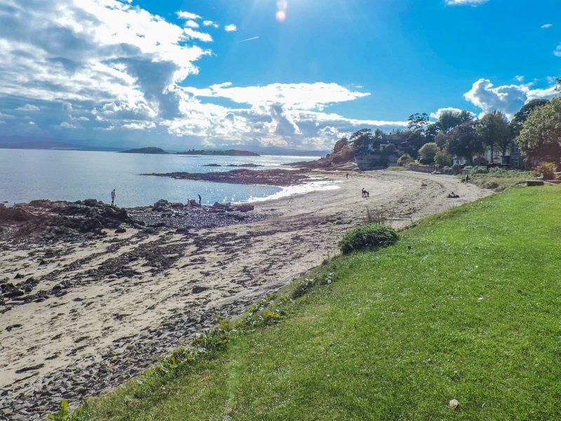 Aberdour in Fife