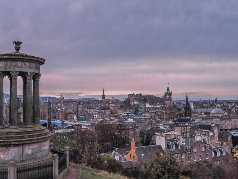 Calton Hill Edinburgh | 70 Things to do, see, eat in Edinburgh
