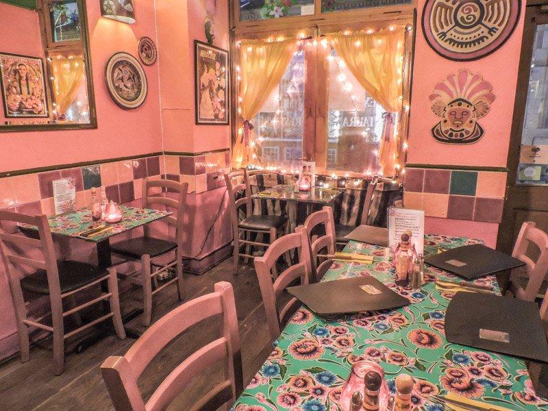 Miro's Cantina Mexicana