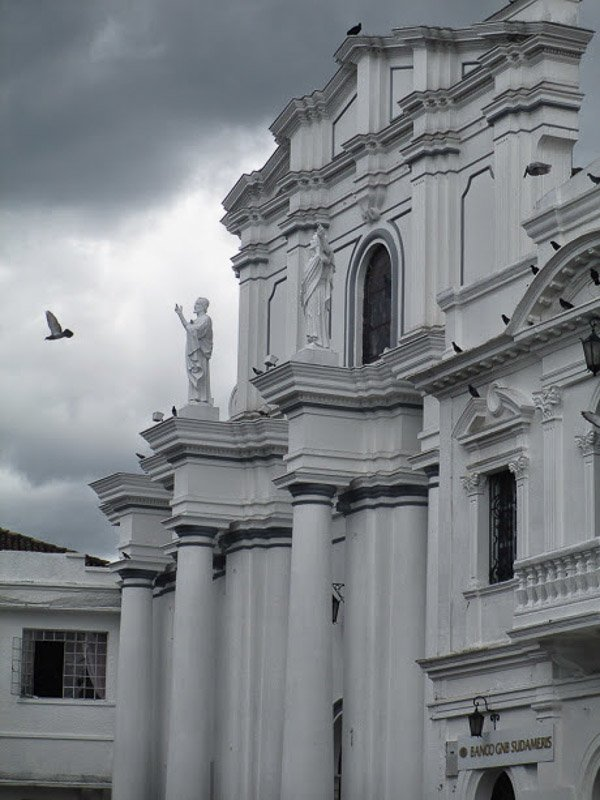 Cathedral | Popayan Colombia Travel Guide | Things to do in Popayán, Colombia