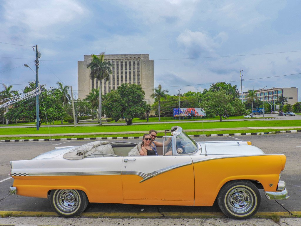 Classic cars in Havana | 10 things to do in Havana