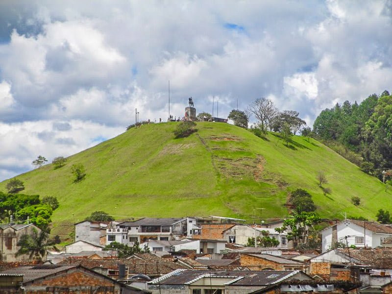 El morro del tulcan | Popayan Colombia Travel Guide | Things to do in Popayán, Colombia