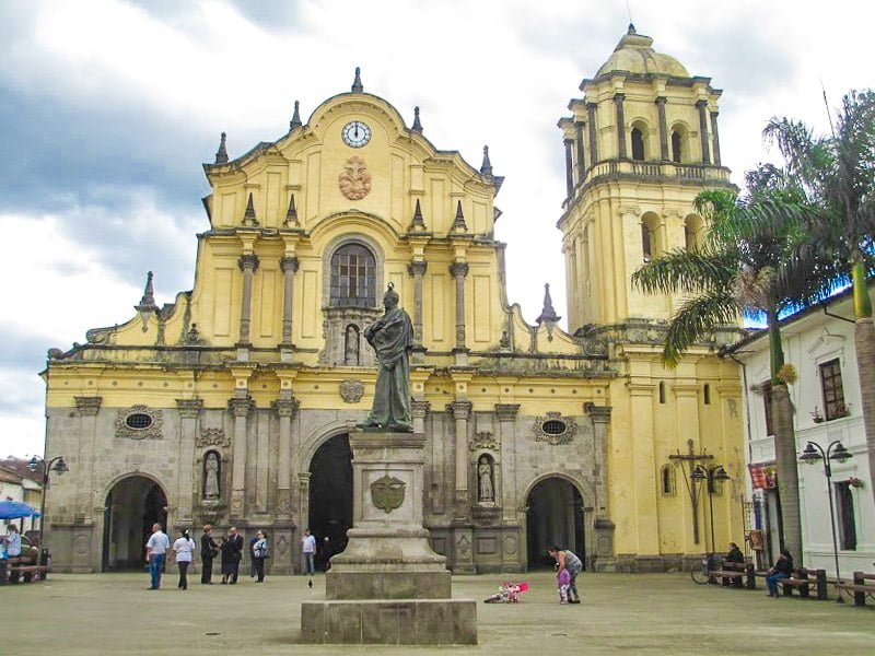 San Fransisco Church | Popayan Colombia Travel Guide | Things to do in Popayán, Colombia