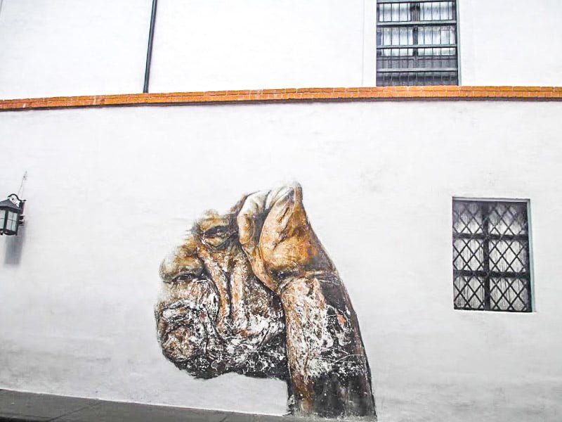 Street Art | Popayan Colombia Travel Guide | Things to do in Popayán, Colombia