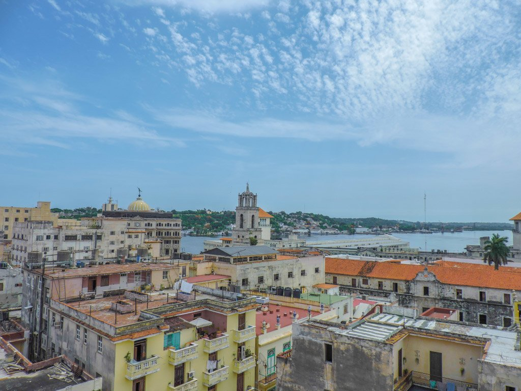 Views from Camera Obscura | 10 things to do in Havana