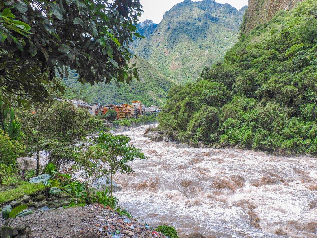 Aguas Calientes | Ways to Machu Picchu Peru