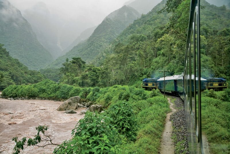 Belmond Hiram Bingham Train | How to get to Machu Picchu by train