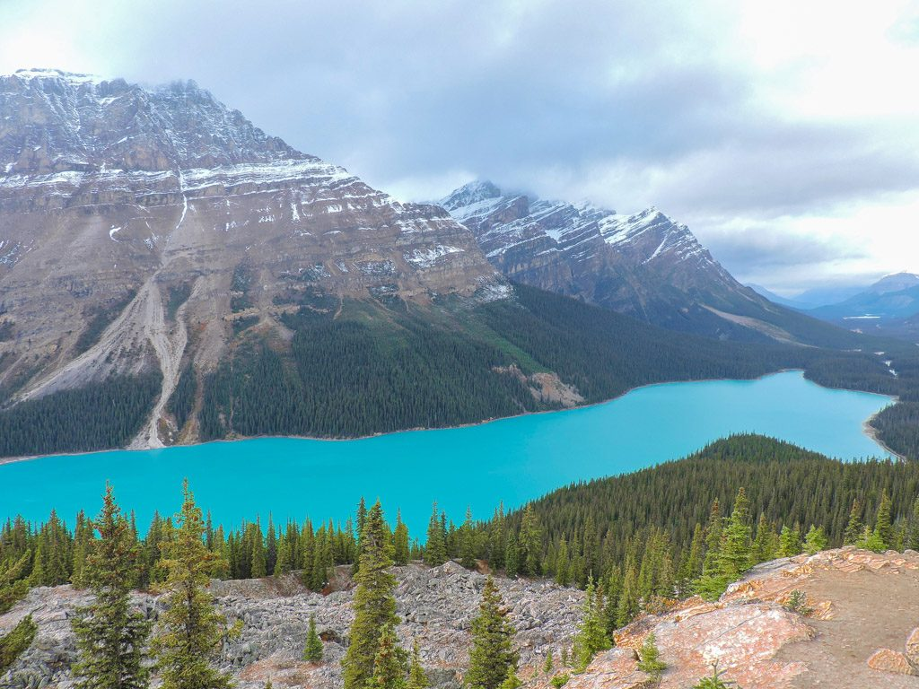 Peyto Lake Rockies | Two Scots Abroad