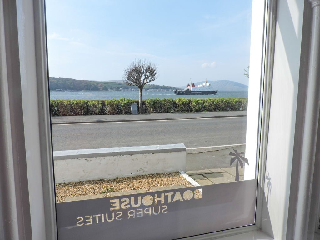 Boathouse Supersuites Rothesay | Isle of Bute